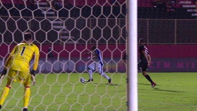 Melhores momentos: Vitória 1 x 0 Paraná pela 13ª rodada do Brasileirão 2018