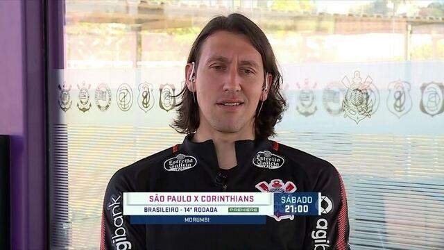 Cassio fala sobre a defesa mais difícil contra o Botafogo