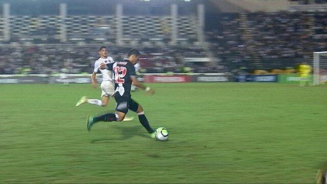 Melhores momentos de Vasco 1 x 1 Fluminense pela 13ª rodada do Brasileirão 2018