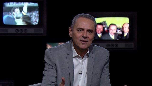 Baú do Esporte: Luís Roberto relembra momentos emocionantes da carreira de narrador