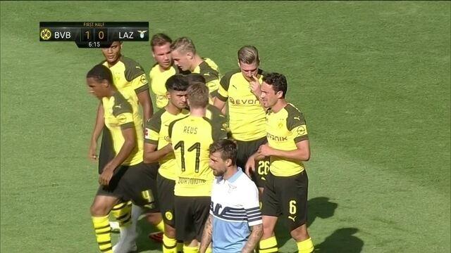 BLOG: Bom cartão de visitas do Borussia Dortmund