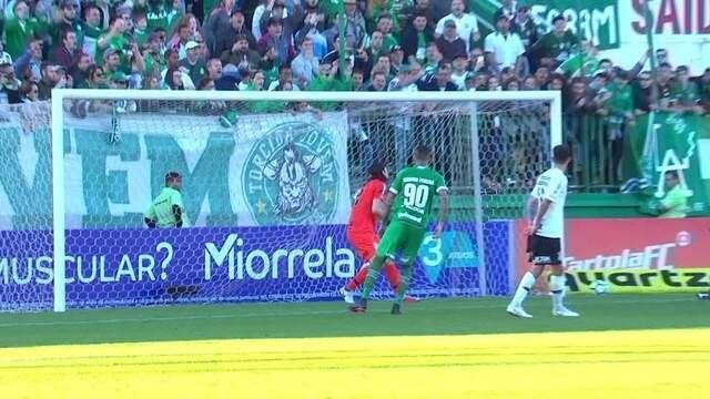 Melhores momentos de Chapecoense 2 x 1 Corinthians pela 18ª rodada do Brasileirão