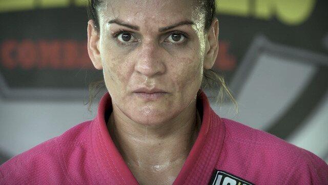 Perfil de Mayana Kellem para o Contender Brasil
