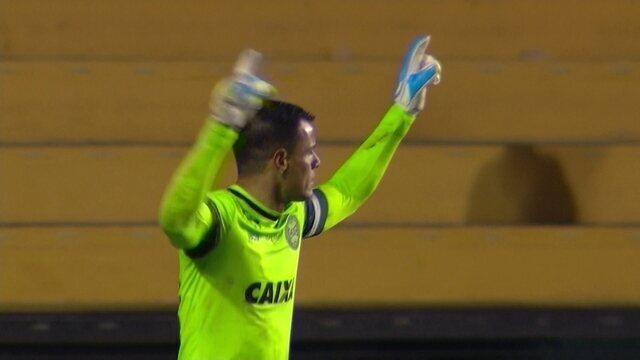 Os gols de Criciúma 2 x 2 Coritiba pela 22ª rodada da Série B do Brasileiro