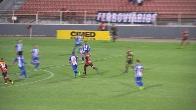 Golaço! Atacante do Ituano pega sem-pulo e marca em vitória pela Copa Paulista