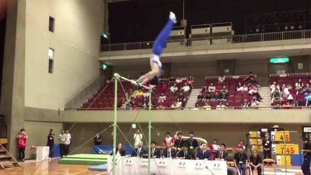 Diogo Soares, destaque da ginástica, representará Brasil nos Jogos Olímpicos da Juventude