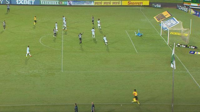 Confira os melhores momentos de Londrina 2 x 0 Figueirense