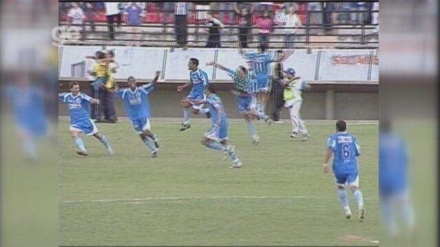 Em 2005, São Bento venceu o em casa Noroeste e subiu para o Paulistão