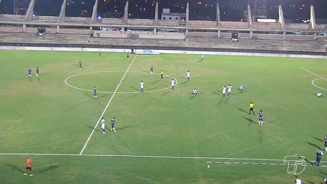 Esporte: São Francisco bate o Santa Rosa por 6 a 0 no Colosso do Tapajós