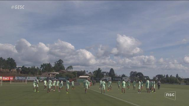 Com estreia do novo técnico, Chape quer surpreender o Cruzeiro para deixar o Z-4