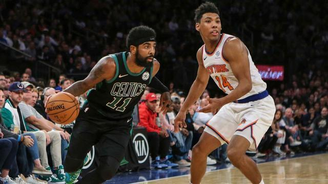 Melhores momentos de Boston Celtics 103 x 101 New York Knicks pela NBA