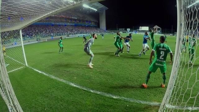 Melhores momentos: Cruzeiro 3 x 0 Chapecoense pela 30ª rodada do Brasileirão 2018