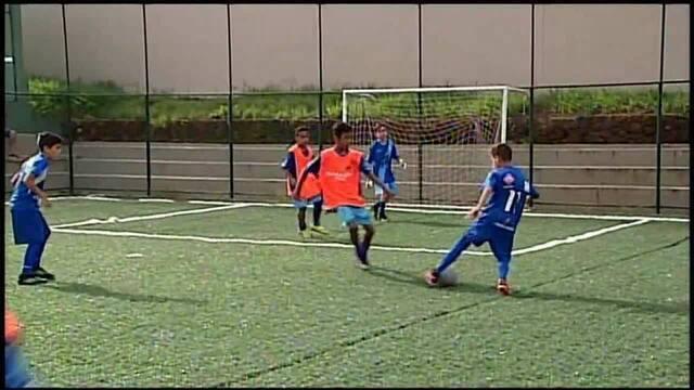 Centro Esportivo Álvaro Maneira recebe jovens jogadores em 1º torneio esportivo