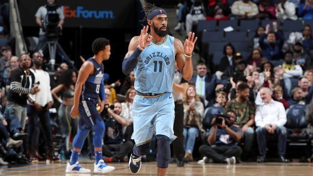 Melhores momentos: Dallas Mavericks 88 x 98 Memphis Grizzlies pela NBA