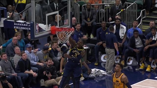 Melhores momentos: Utah Jazz 94 x 121 Indiana Pacers pela NBA