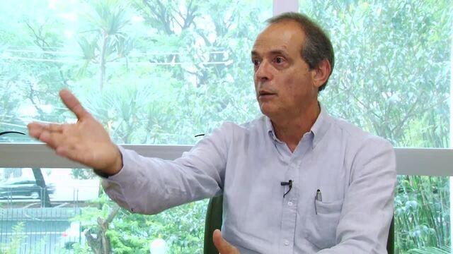 Veja a entrevista com Genaro Marino, candidato à presidência do Palmeiras