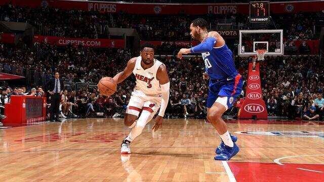 Melhores momentos: Miami Heat 121 x 98 Los Angeles Clippers pela NBA