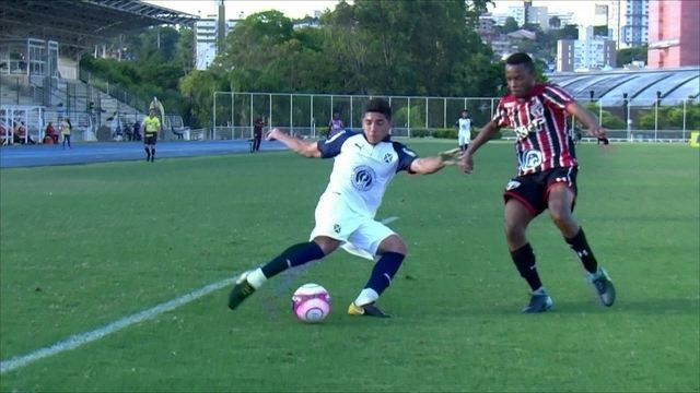 Os gols de Independiente 1 x 1 São Paulo pela Copa RS de futebol sub-20