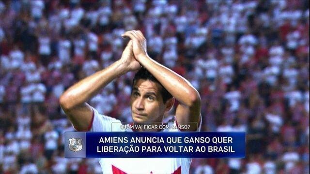 Jornalistas falam sobre o momento de Paulo Henrique Ganso no futebol