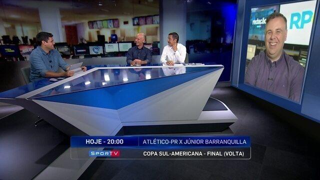 Título do Atlético-PR da Sul-Americana seria maior que o título brasileiro de 2001?