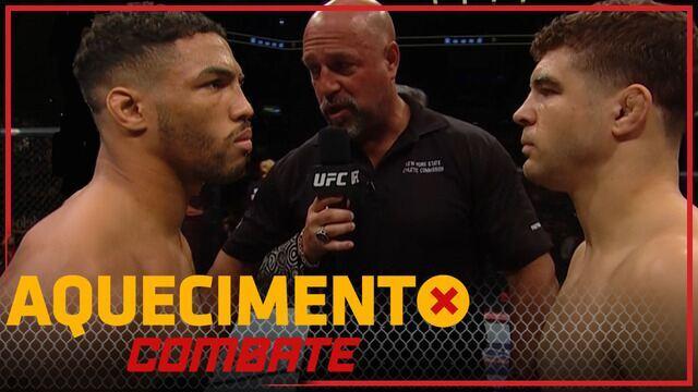 UFC Milwaukee: Lee x Iaquinta