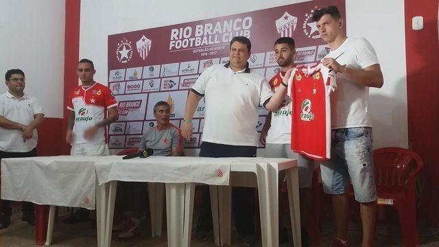 Rio Branco-AC em campo: camisa 9 anunciado, reforços apresentados e expectativas para 2019