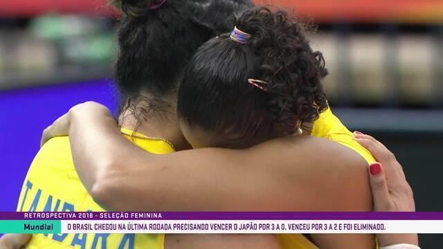 Retrospectiva SporTV - Vôlei Feminino