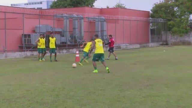 Titulares do Galvez na Copa São Paulo 2019 são integrados ao elenco profissional