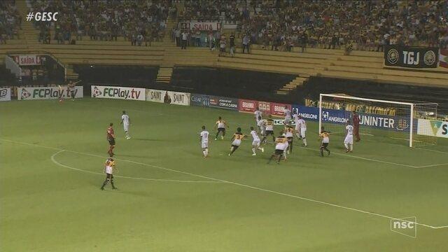Figueirense vence o Criciúma na primeira rodada do Catarinense