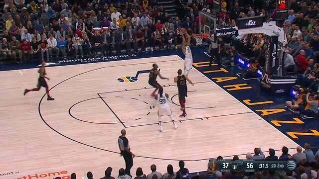 Melhores momentos: Utah Jazz 115 x 99 Cleveland Cavaliers