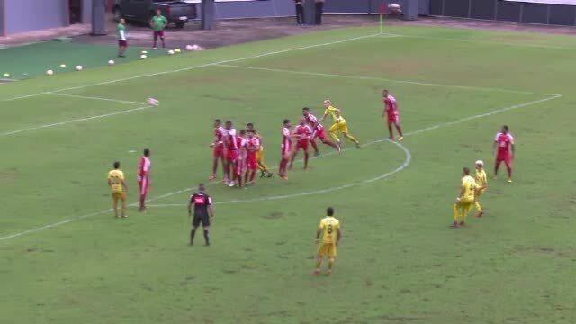 Rio Branco vence Náuas na estreia do Campeonato Acreano