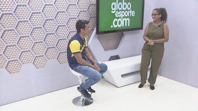 Bate Papo GE: Souza, jogador do Rondoniense fala sobre temporada do Azulão