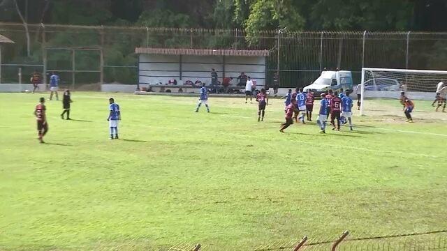Trem goleia o Oratório em último compromisso antes de estrear na Copa do Brasil Sub-20