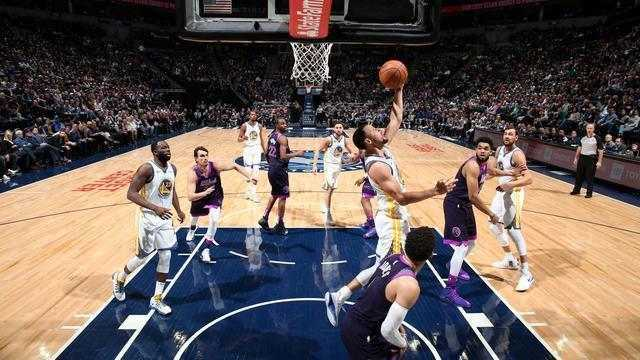 Melhores momentos: Golden State Warriors 117 x 107 Minnesota Timberwolves pela NBA