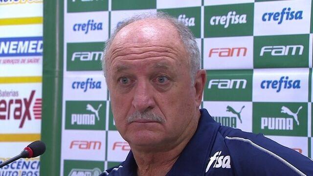Novorizontino 1 x 1 Palmeiras: veja a coletiva de Felipão