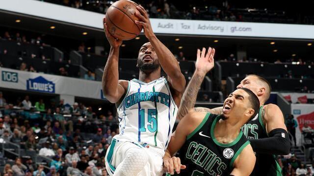 Melhores momentos: Charlotte Hornets 124 x 117 Boston Celtics, pela NBA