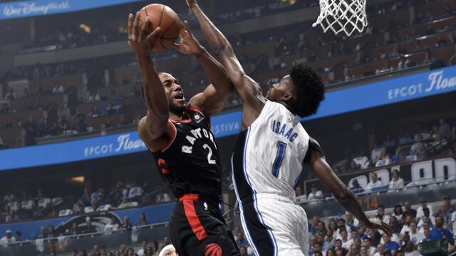 Melhores momentos: Toronto Raptors 107 x 85 Orlando Magic, pela NBA