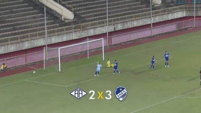 Atlético-AC perde para São Raimundo-RR e se complica no grupo 2 do Brasileiro Feminino A2