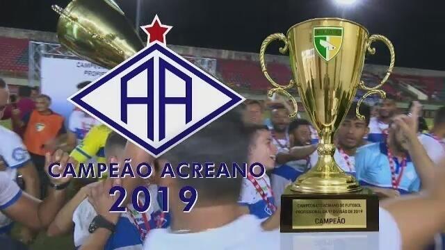 Nos pênaltis, Atlético-AC bate Galvez e é campeão invicto do Campeonato Acreano