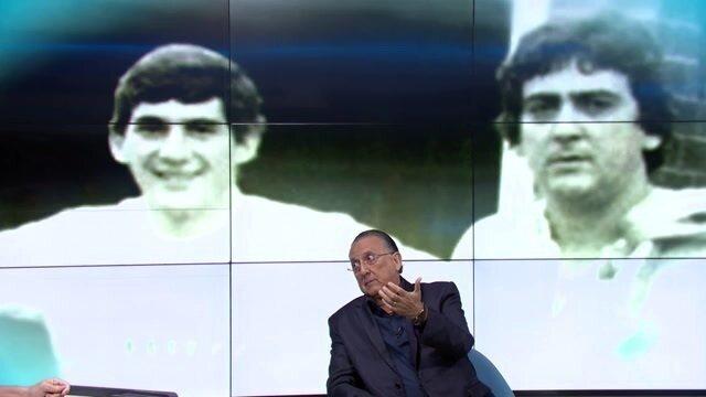 Galvão Bueno fala sobre a relação de amizade com Ayrton Senna
