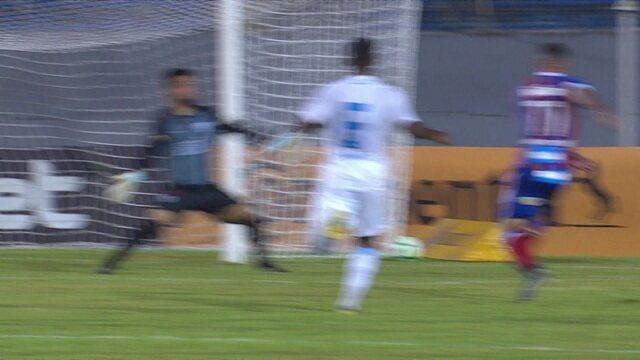 Melhores momentos: Londrina 2 x 1 Bahia pela quarta fase da Copa do Brasil