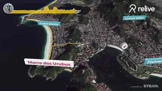 Confira o novo percurso da Maratona do Rio
