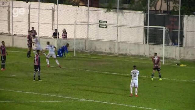Os gols de Serra 1 x 5 Ituano, pela Série D do Campeonato Brasileiro 2019