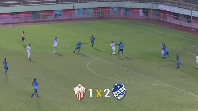 Rio Branco-AC perde para São Raimundo-RR e fica em situação delicada no grupo 1 da Série D
