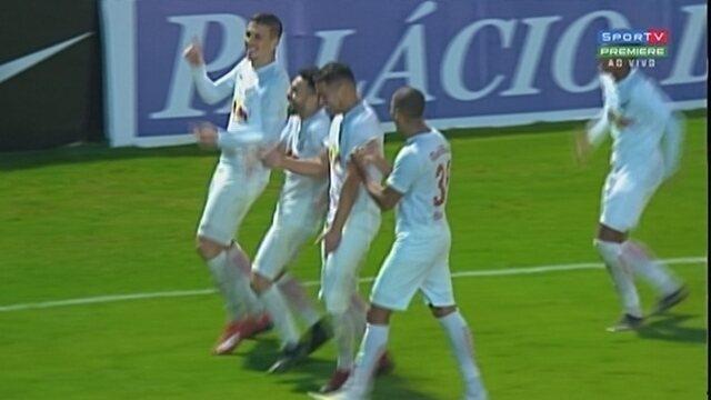 Os gols de Bragantino 2 x 0 Figueirense pela 5ª rodada da Série B