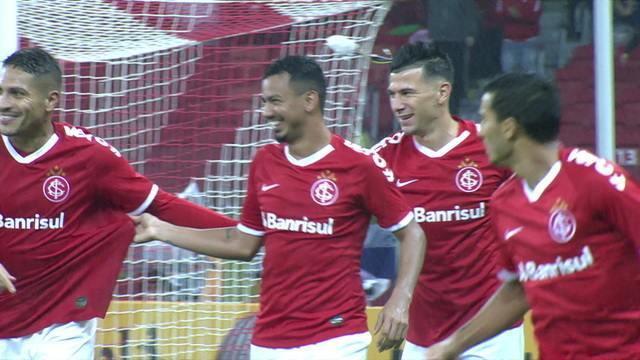 Melhores momentos de Internacional 3 x 1 Paysandu pela Copa do Brasil