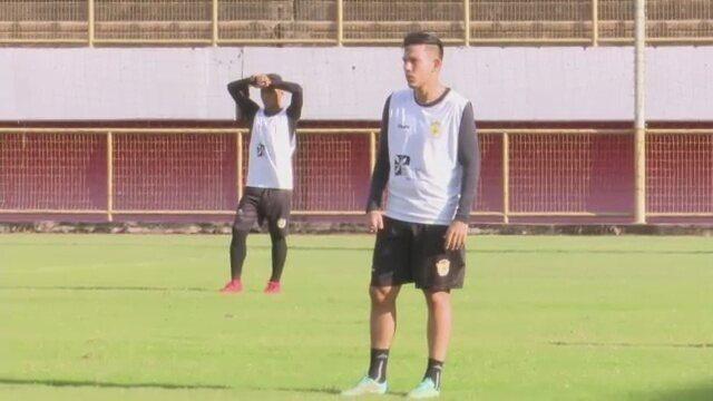 Galvez recebe o Santos-AP no domingo precisando vencer e pode ter mudanças no ataque