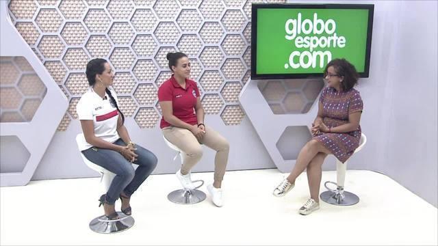 Bate-papo GE: Jogadoras do Porto Velho comentam estreia da Seleção na Copa do Mundo