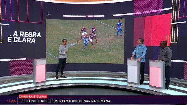A Regra é Clara analisa lances da Copa do Mundo de futebol feminino, Copa América e Brasileirão