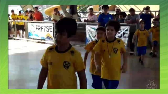 Abertura da Copa Porto Velho de Futebol 7 Society